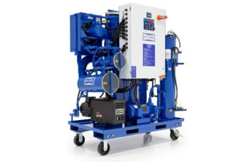 Vacuum Dehydration Units (Water Removal)