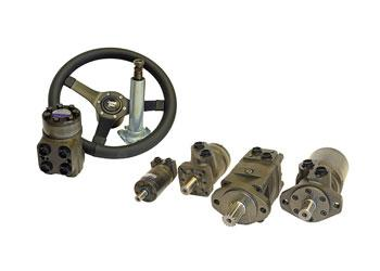 Power Steering Orbitrols, Columns & Motors