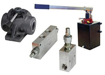 Inline Valves & Hand Pumps