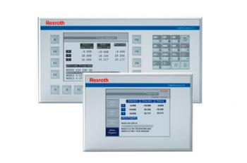 Compact Operator Terminals / IndraControl VCP