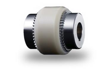 BoWex Curved-tooth gear couplings