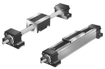 Drive Units with Ball Screw Drives