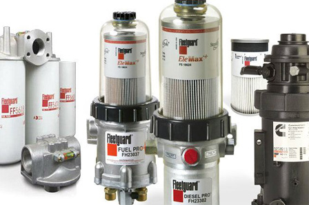 offered by fleetguard® is at the fuel storage stage, ensuring cleaner  fuel reaches your equipment fuel tank  the inherent stratapore™ synthetic  media,