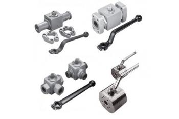 Quick couplings are ideal for heavy duty applications in the gas industry.