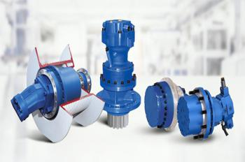 Hydraulic Gearboxes