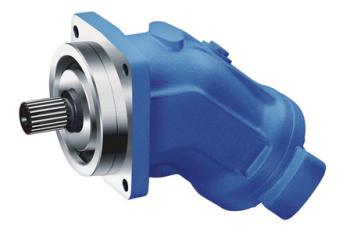 Axial piston fixed motor - Type A2FM