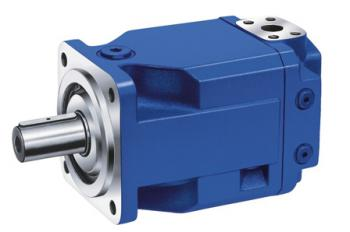 Fixed displacement motor - Type A4FM