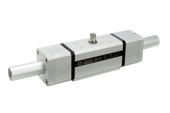 Aluminium Two Stage DD Pneumatic Actuator