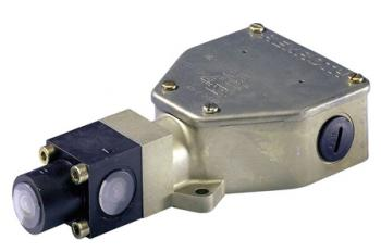 Hydro-electric piston type pressure switches HED 1-4X