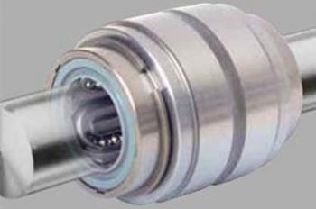 Linear Bushings for Combined Linear and Rotary Motion