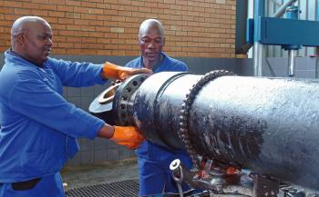 Repaired Cylinders