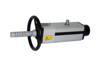 Aluminium Actuator with Hand Wheel